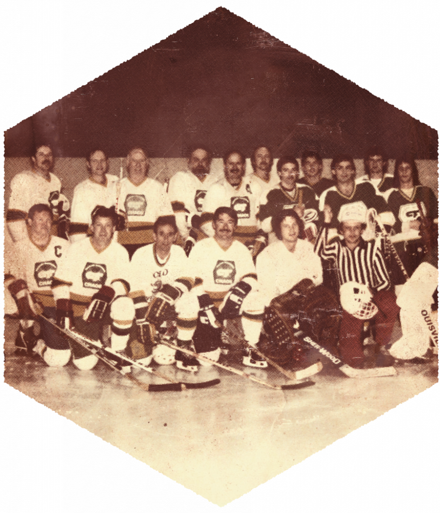 Calfast's Calgary Chaos Hockey Team
