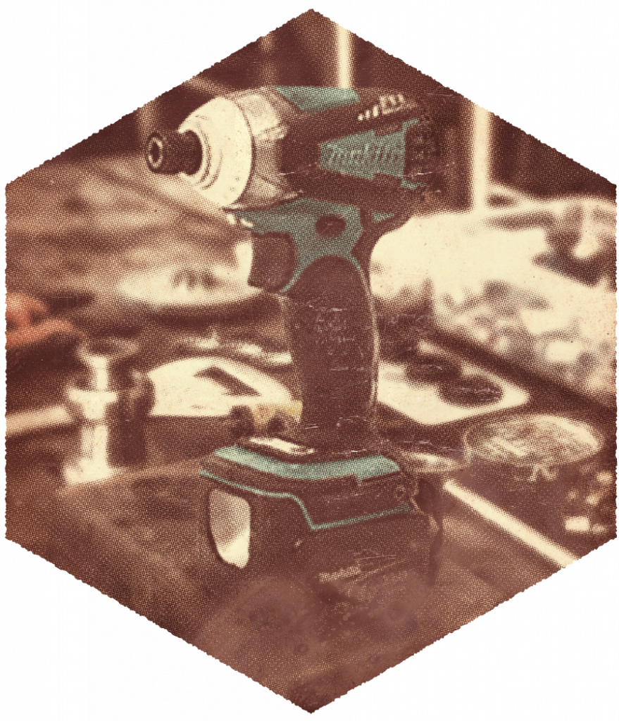 Makita's First 18V Tool